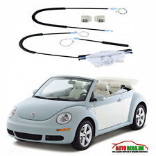 Volkswagen Beetle Cabriolet Convertible Rear Right Window Regulator Repair Kit