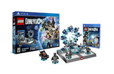 PS4 Lego Dimensions Starter Pack - 71171 - Playstation 4 - New Open Box