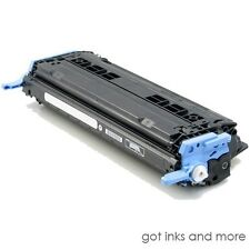 Black Toner Cartridge for HP 124A Q6000A LaserJet 1600 2600 2605
