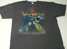 Voltron Defender of the Universe classic graphic tshirt Men's size XL