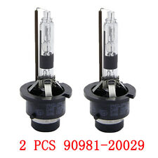 Set of 2 For Toyota Lexus 90981-20029 D4R 4300K 12V 35W  HID Xenon Bulb