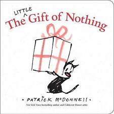 The Little Gift of Nothing by Patrick McDonnell (2016, Board Book)