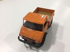 Unimog U 406  U84/900 Ganzstahl-Fahrerhaus 1971-1989  1:43 - Pullback - Orange