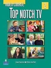 Top Notch TV 2 by Joan M. Saslow and Allen Ascher (2007, Paperback)