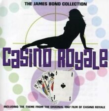 .NEW.CD.Casino Royale.James Bond Collection