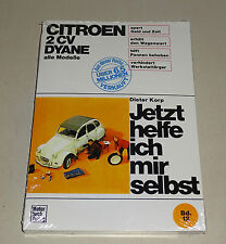 Reparaturanleitung Citroen 2 CV Dyane - alle Modelle bis September 1990!