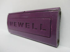 USED NEWELL CONVENTIONAL REEL PART - PR 533 5.5 - Spacer Bar #A Threaded *Crack