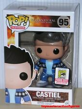 FUNKO POP 2015 SDCC EXCLUSIVE SUPERNATURAL CASTIEL FRENCH MISTAKE #95 In Stock