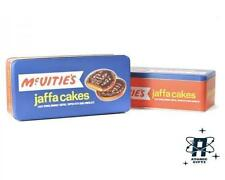 MCVITIES JAFFA CAKES STORAGE BISCUIT TIN CONTAINER CAKE TIN