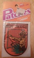 Vintage VOYAGER New Mexico Patch Yucca Plant Greater Road Runner - New in Pkg.