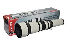 Opteka 650-2600mm High Definition Telephoto Zoom Lens for Nikon DF, D4, D3X, D3,