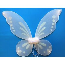 Adult Tinkerbell Pixie Butterfly Fairy Wings Dress Up Girls Costume