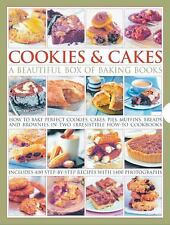 COOKIES & CAKES - NEW HARDCOVER BOOK