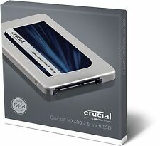 Crucial MX300 750GB SATA 2.5 Inch Internal SSD 7mm with 9.5 mm Adapter - 2.5in