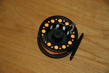 Flextec Richel Di Alluminio Fly Reel aftm6-8, backing-floating linea-leader
