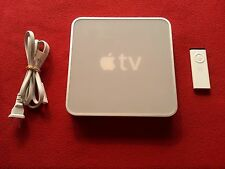 Apple TV 1st Generation  Model: A1218  40 GB With Remote