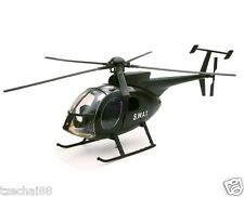 NewRay Helicopter 1:32 DIECAST NH-500 (S.W.A.T) COLLECTION CHRISTMAS NEW GIFT