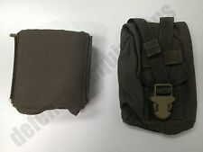 EAGLE INDUSTRIES RLCS 1QT CANTEEN POUCH & MOLLE PROTECTIVE INSERT RANGER GRN VGC