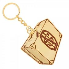 NEW Fantastic Beasts and Where to Find Them Suitcase Metal Keychain Harry Potter