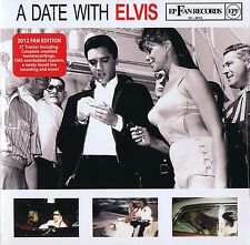 Elvis Presley - A Date With Elvis - CD Slip Card Cover - New & Sealed