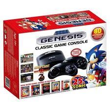 Sega Genesis Classic Game Console 2016 - 80 Games w/ Mortal Kombat I,II,III
