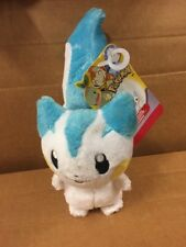 "Pokémon Johto Edition 6"" Plush Pachirisu, Cute And Fun!   licensed REAL Jakks"
