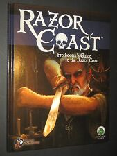Freebooter's Guide to Razor Coast NEW Swords&Wizardry D&D rpg Frog God Games