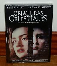 CRIATURAS CELESTIALES-HEAVENLY CREATURES-DVD-NUEVO-PRECINTADO-NEW-SEALED-DRAMA