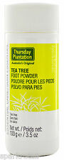 Thursday Plantation Australian Tea Tree FOOT POWDER Talc Free 100g