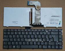 For DELL Vostro 1550 2420 2520 Keyboard Latin Spanish Teclado Backlit