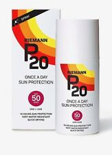 RIEMANN P20 ONCE A DAY 10 HOURS PROTECTION SPF50 SUNSCREEN SUNBLOCK 200ml