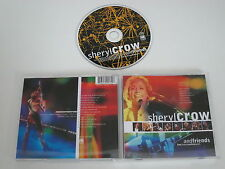 SHERYL CROW AND FRIENDS/LIVE FROM CENTRAL PARK(A&M RECORDS 490 574-2) CD ALBUM