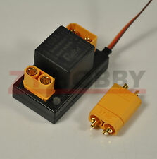 Rcexl 100A brush motor start electronic switch of relay For 35CC Above Engine