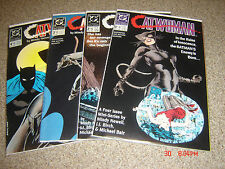 CATWOMAN FIRST SERIES COMPLETE 1-4