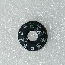 NEW DIAL MODE PLATE INTERFACE CAP For Canon 6D ORIGINAL OEM Part Repair +glue