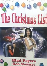 THE CHRISTMAS LIST 1997 UNCUT Christmas Movie 86 Minutes Mimi Rogers Rob Stewart