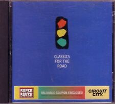 Classics For Road Circuit City CD Classic 70s Rock ALICE COOPER IRON BUTTERFLY