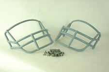 1984 Riddell USFL OPO Football Helmet Face Mask Clips  Normal  OR X-Large