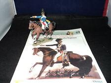Del Prado Napoleonic Cavalry Issue 69 - Trooper 1st Portuguese Cavalry Reg Broke