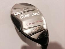 NEW WOMENS CLEVELAND GLIDERAIL 4 IRON HYBRID GOLF CLUB RH LADY FLEX GRAPHITE