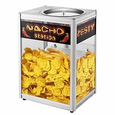 Popcorn Peanut Nacho Chip Warmer Station Commercial Concession Equipment Machine