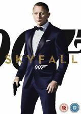 SKYFALL DVD JAMES BOND 007 Daniel Craig Judie Dench Brand New Sealed SKY FALL