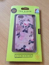 Ted London Baker iPhone 6/6S (4.7 Inch)Silicone Case/Angel &Flowers-New In Box