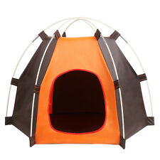 Portable Folding Pet Tent Dogs Cats Bed House Indoor Outdoor Waterproof
