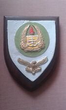 SAAF South African Air Force Gymnasium Plaque 1980's