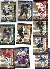 2005 - 2006 UPPER DECK POWERPLAY SET W/ SP'S + RC ROOKIE CROSBY OVECHKIN 1-172