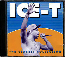 ICE-T - THE CLASSIC COLLECTION - CD ALBUM [1043]