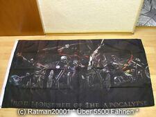 Fahnen Flagge Pirat Iron Horsemen - 90 x 150 cm