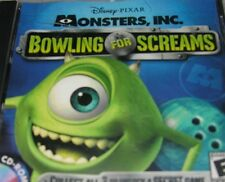 Monsters, Inc.: Bowling for Screams (Windows/Mac, 2001)