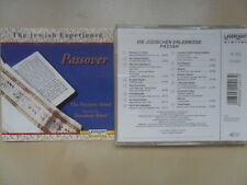 Western Wind/Jewish Experience Passover 15 Track/CD
